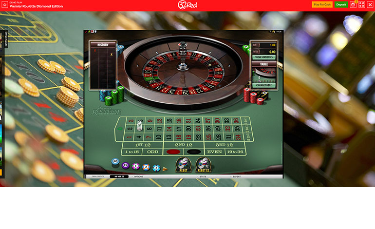 32red Casino On Tablets
