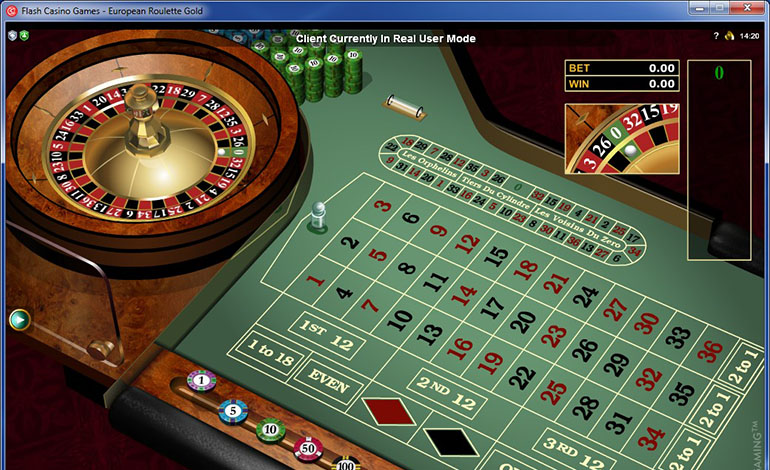 32red Casino Table