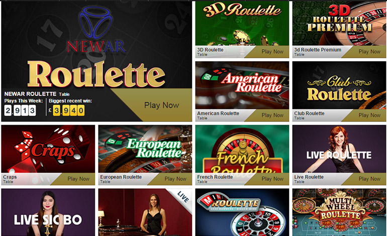 Betfair Roulette Offers