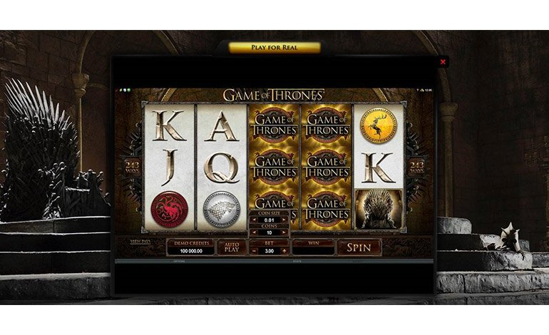 Hippodrome Casino Game Of Thrones Game