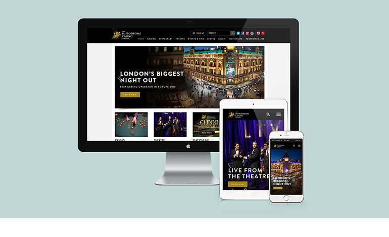 Hippodrome Casino Multi Device