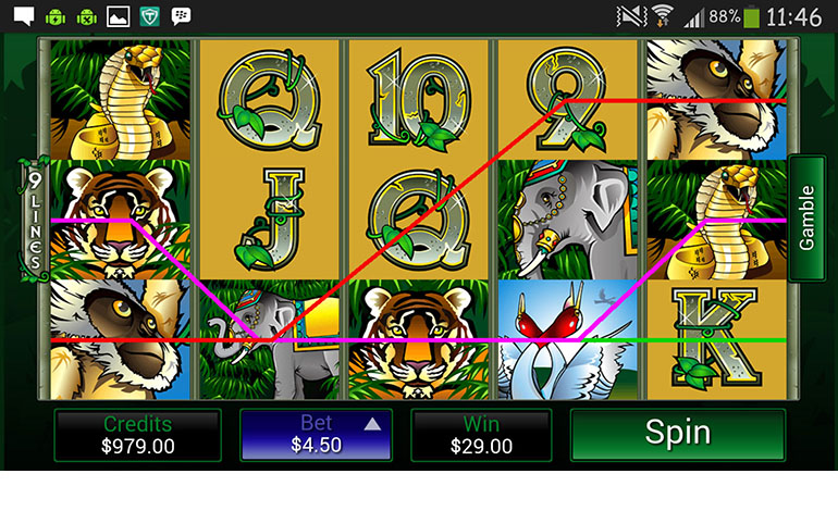Lucky247 Casino Android Game