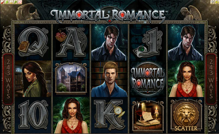 Lucky247 Casino Imortal Romace Spin
