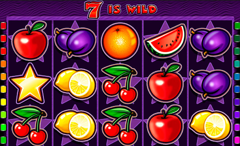 Party Casino Fruit Spin Game
